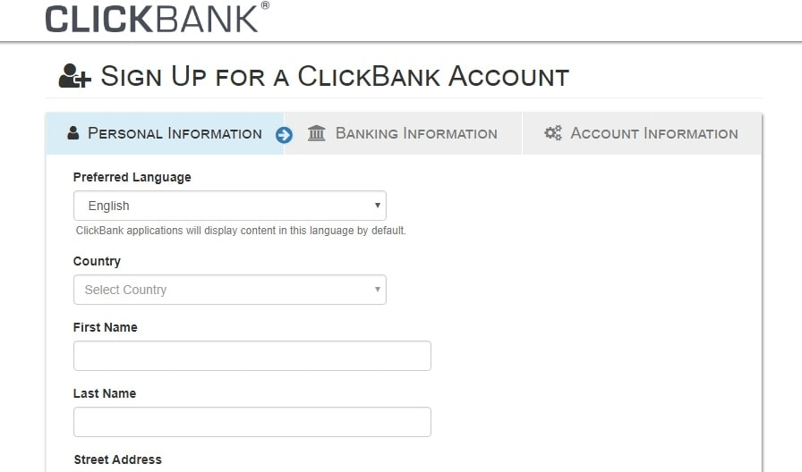 Hướng dẫn kiếm tiền với ClickBank một cách dễ dàng