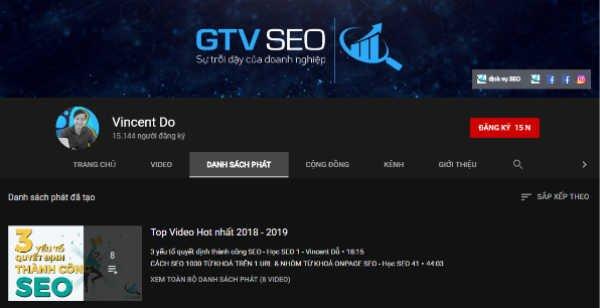 Hướng dẫn Seo Youtube bằng 4 bước đơn giản giúp tăng thứ hạng video 2020