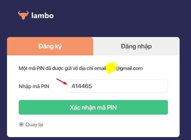 Hướng dẫn kiếm tiền với Lambo mới nhất hiện nay