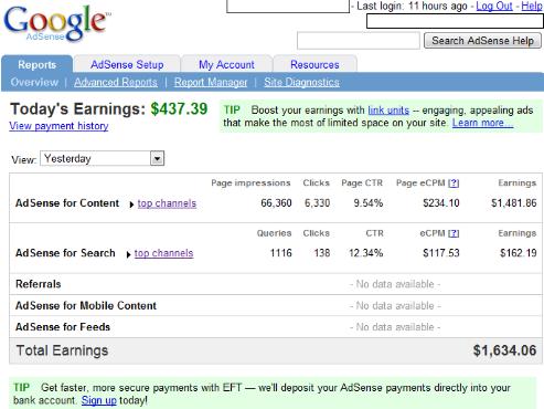Công thức Kiếm tiền Online từ Google AdSense thành công 100% goole-adsense-2