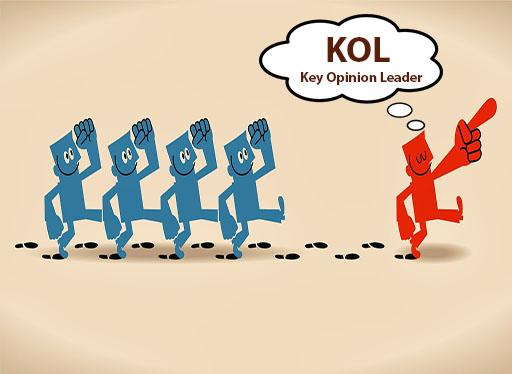 cách lựa chọn KOLs