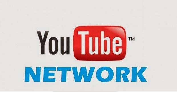 đăng ký Network Youtube